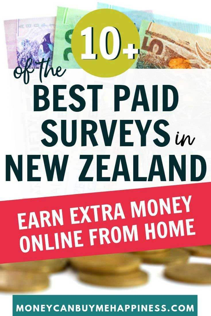 12 Legitimate Online Survey Sites for Making Extra Money in New Zealand