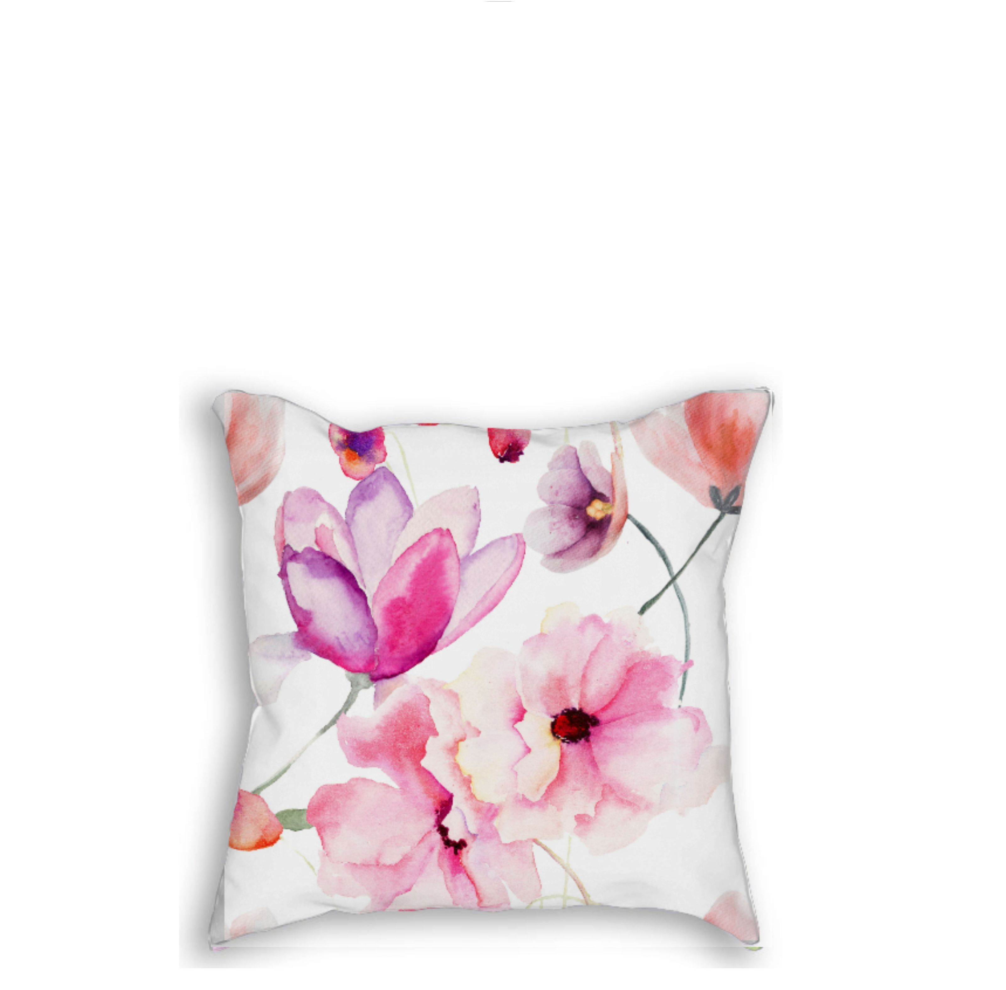 Pink Floral Pillow Products