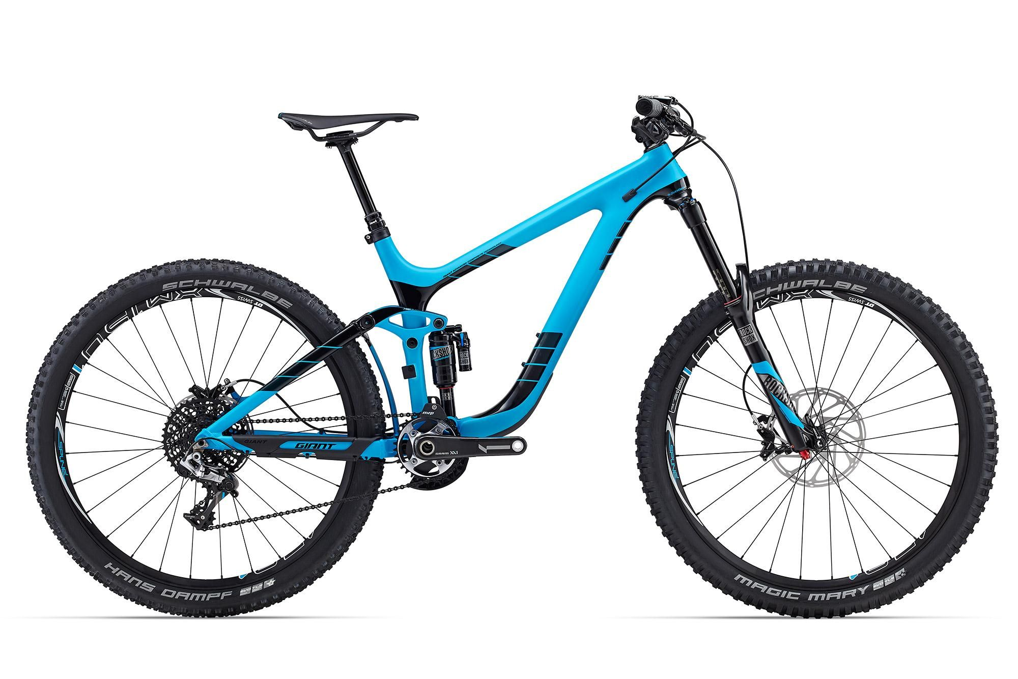 Reign Advanced 27 5 0 2016 Giant Bicycles United States Giant Bicycle Best Mountain Bikes Bike