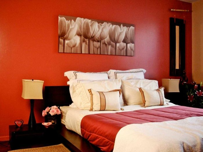 ▷ 1001 + Ideen für Feng Shui Schlafzimmer zum Erstaunen - schlafzimmer farben feng shui
