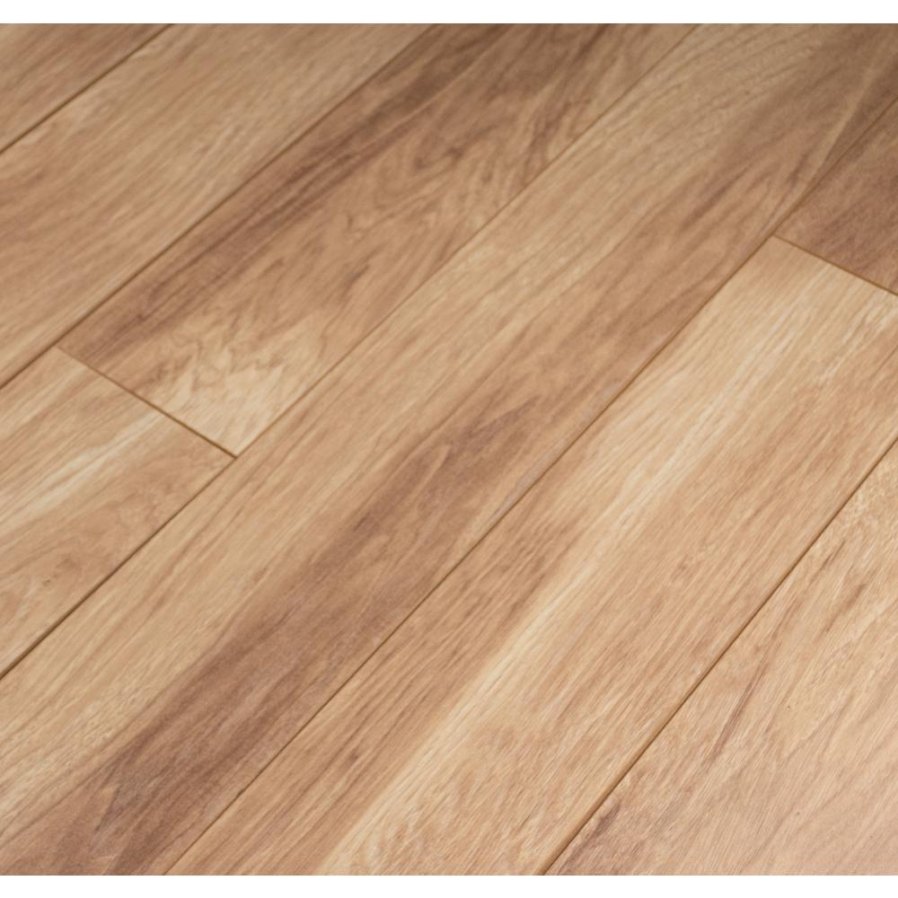 Home Decorators Collection Shefton Hickory 12mm Thick X 6 1 In Wide X 47 64 In Length Laminate Flooring 14 13 Sq Ft Case 361241 2k346 The Home Depot Laminate Flooring Flooring Wood Laminate