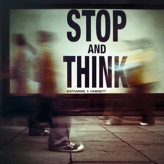 Stop and Think by miqulski.deviantart.com on @DeviantArt