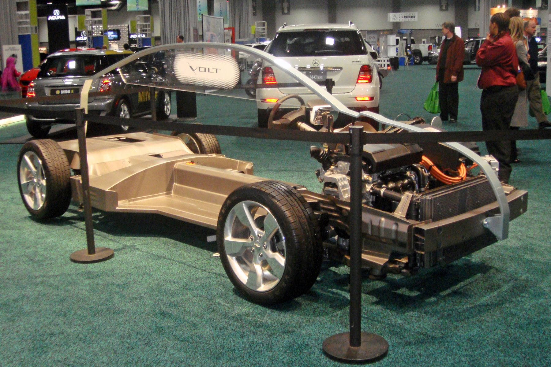 http://en.wikipedia.org/wiki/Chevrolet_Volt   Electric Cars ...