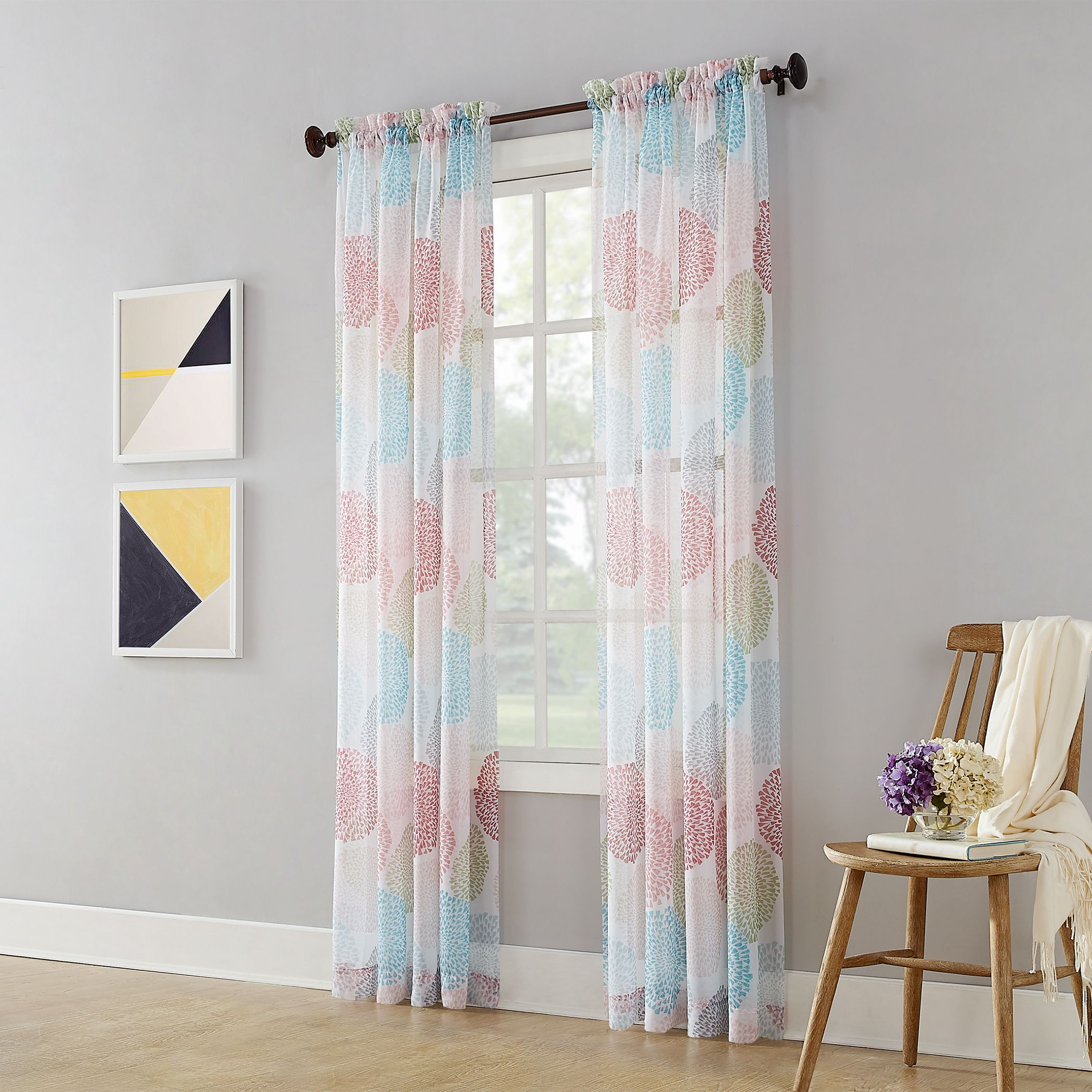 Home Voile Curtains Panel Curtains Curtains