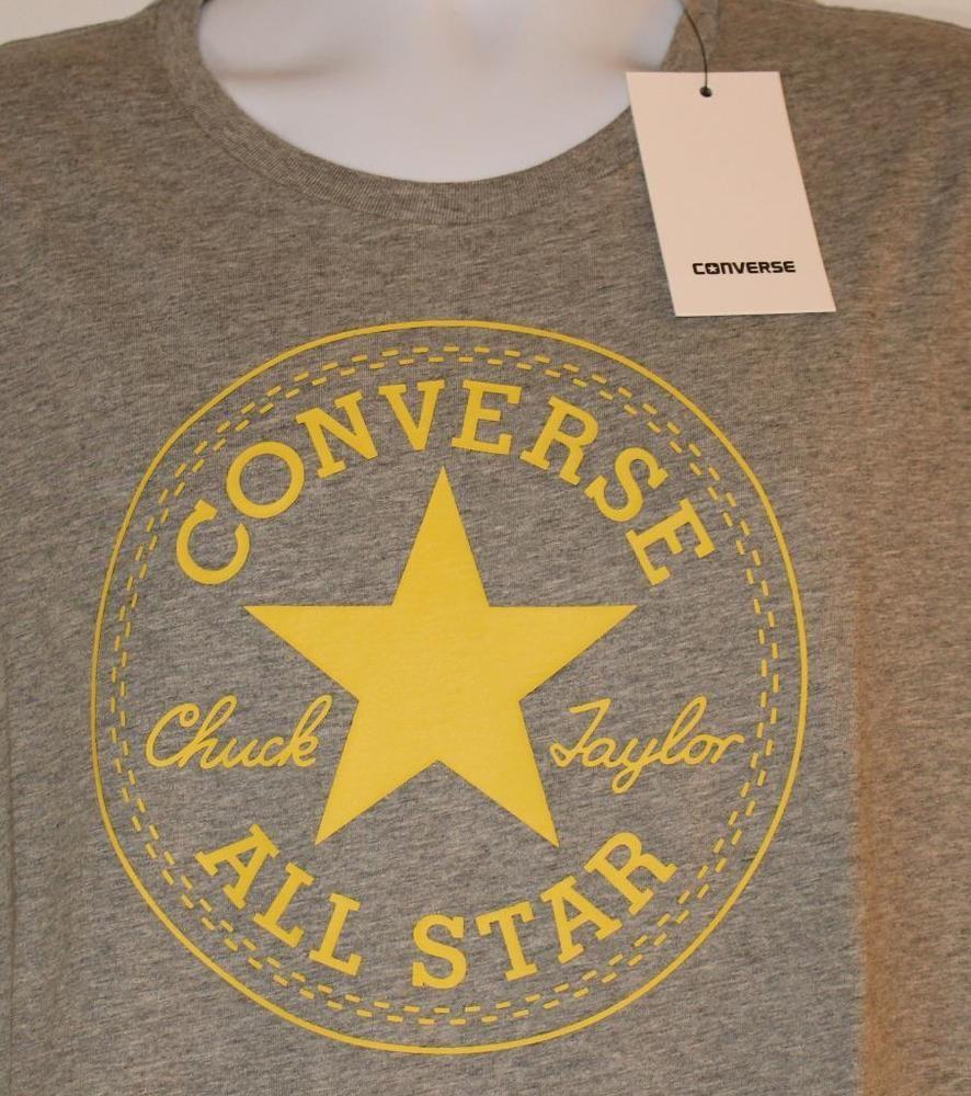 converse all star chuck taylor t shirt