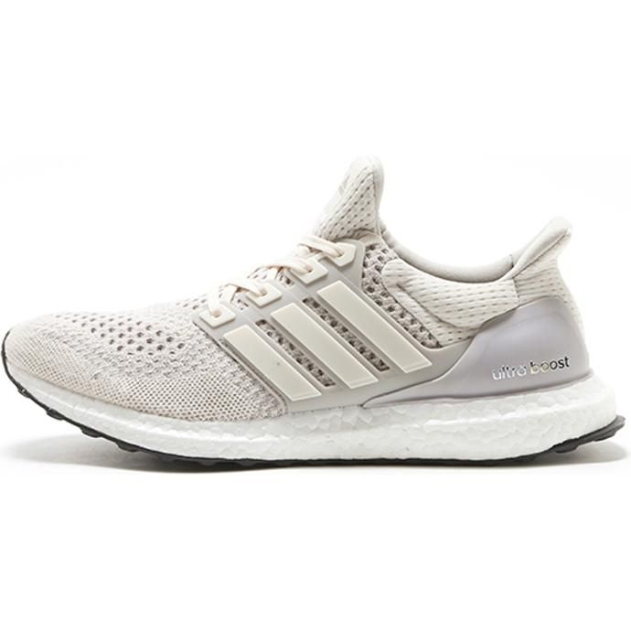 Adidas Ultra Boost Limited Cream/Chalk as seen on Justin Bieber
