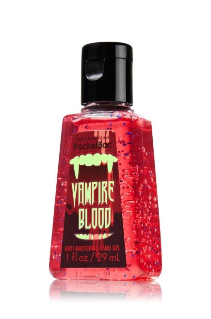 Vampire Blood Plum Pocketbac Sanitizing Hand Gel Anti