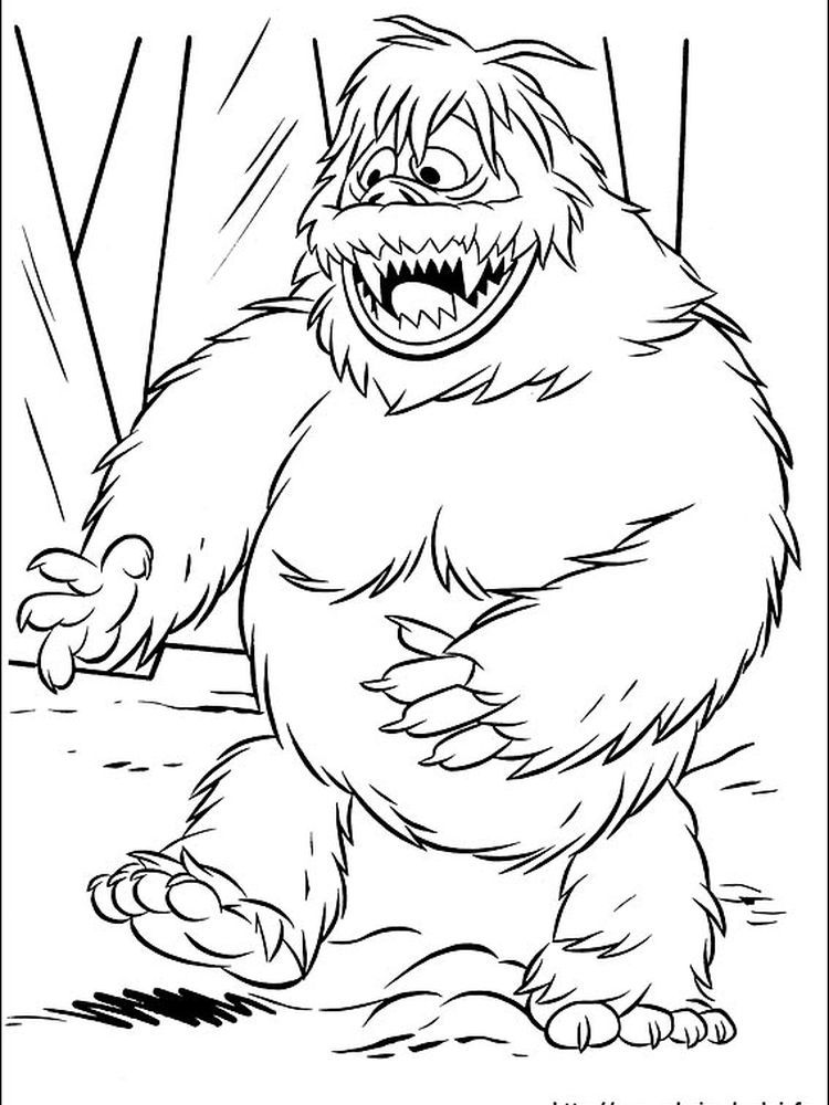 Coloring Pages For Rudolph The Red Nosed Reindeer In 2020 Rudolph Coloring Pages Monster Coloring Pages Snowman Coloring Pages