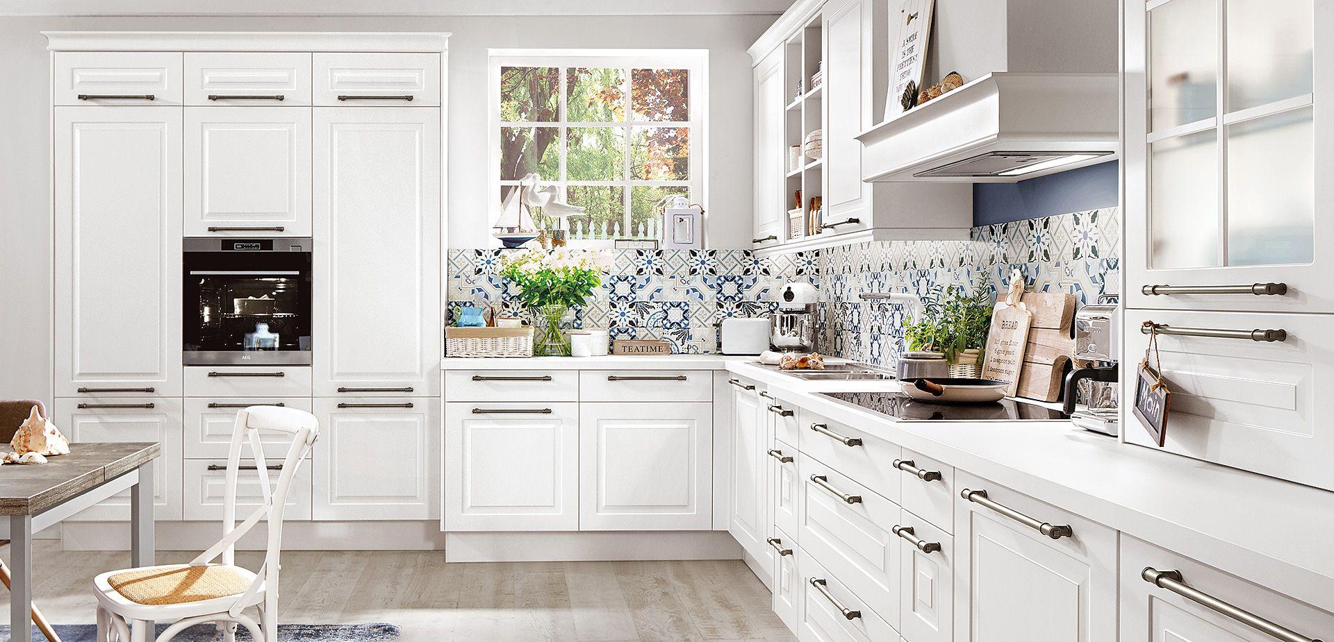 Ihre perfekte Küche Landhaus in LForm Küche landhaus
