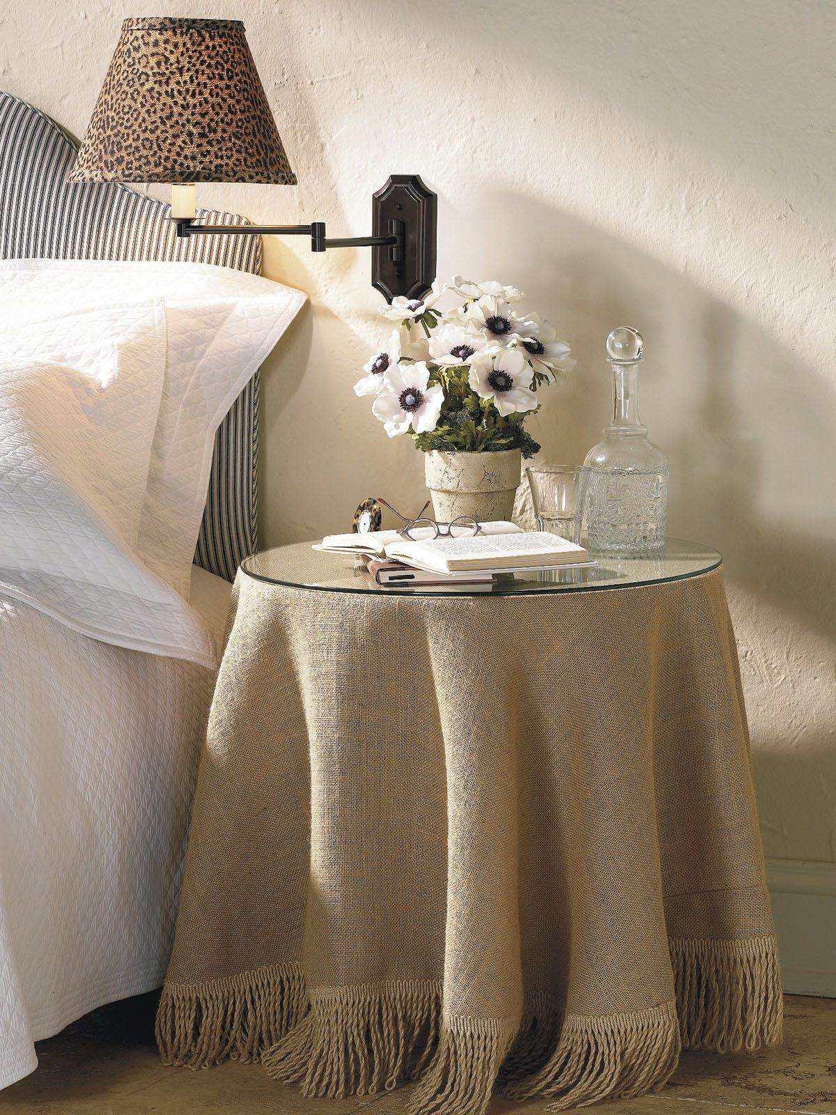 Round nightstand table cloths httpargharts pinterest round nightstand table cloths watchthetrailerfo