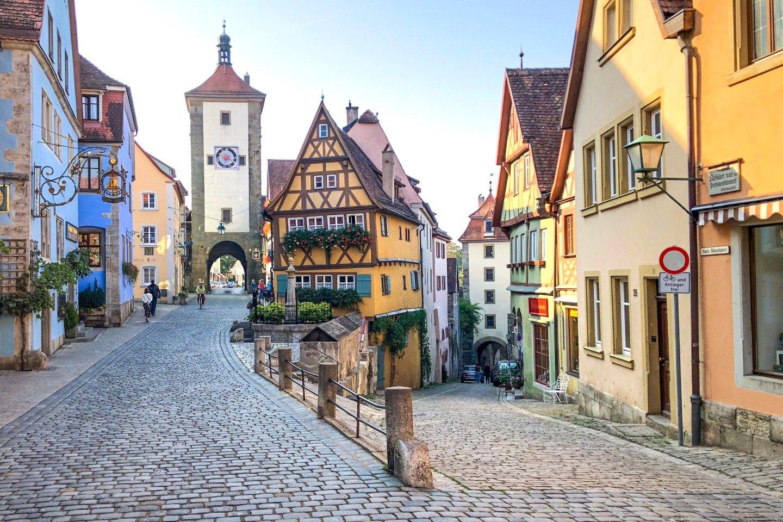 Driving Germany's Romantic Road | Romantic road ...
