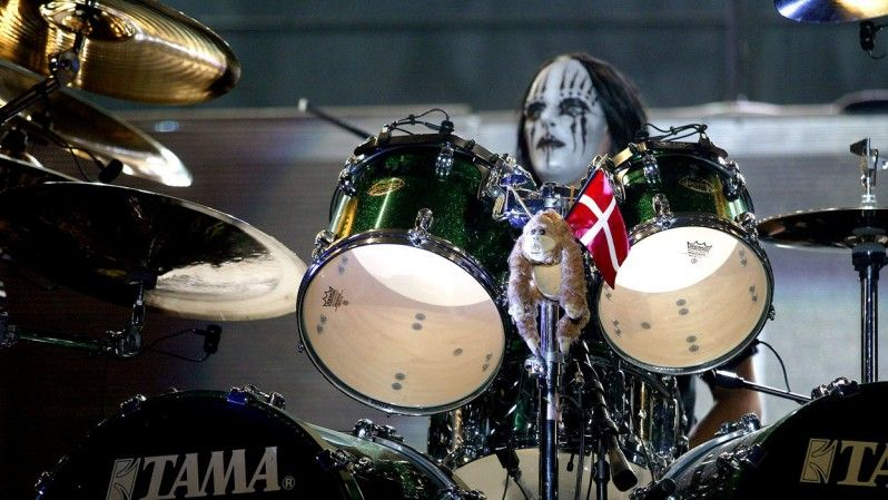 Former Slipknot drummer Joey Jordison opens up on his battle with transverse myelitis that robbed him of his ability to play drums.