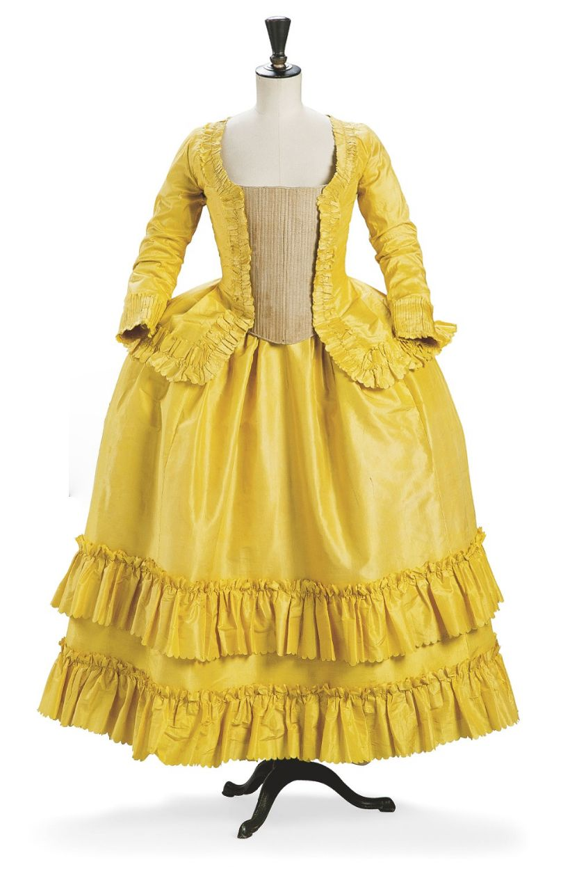 Pet-en-l\'air, mid-18th century (From Christie\'s) - think I\'ll make ...