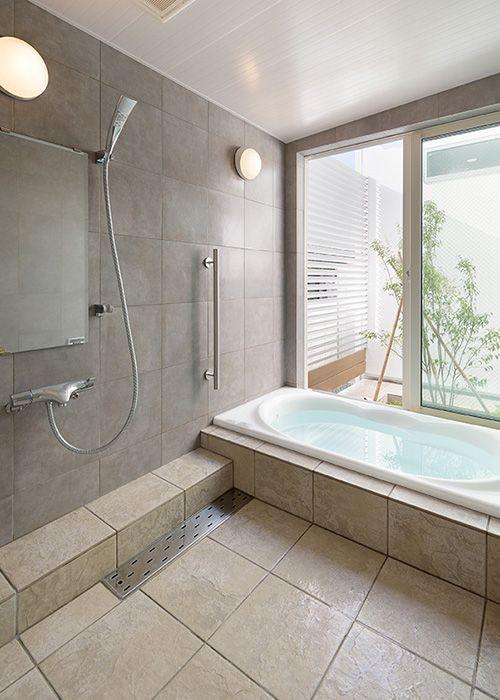 お風呂 おしゃれまとめの人気アイデア Pinterest Sweets Studio Amelie 2020 浴室 デザイン ユニットバス 浴室 在