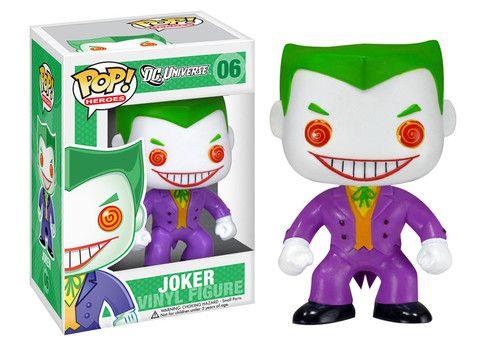 Pop! Heroes: The Joker