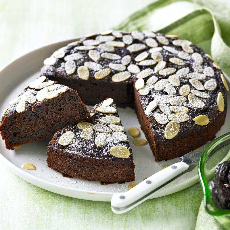 Chocolate and prune cake recipe chocolate prune cake