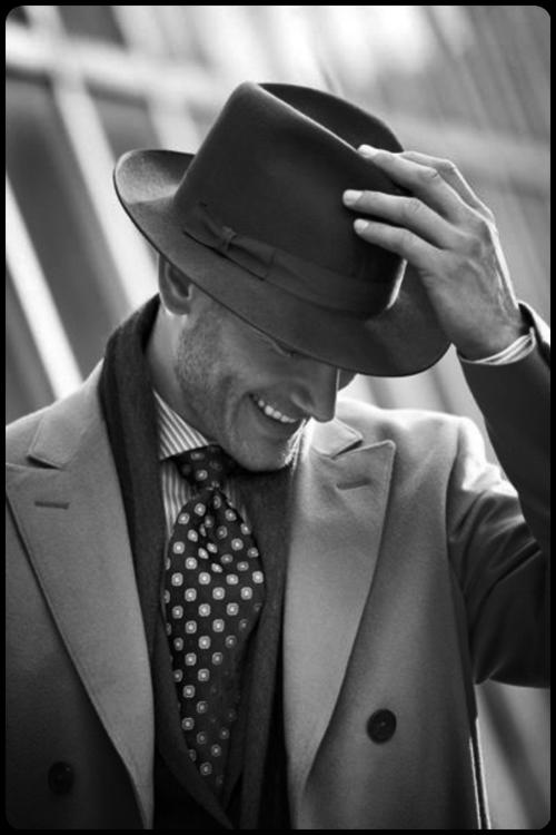 sharp dressed man..