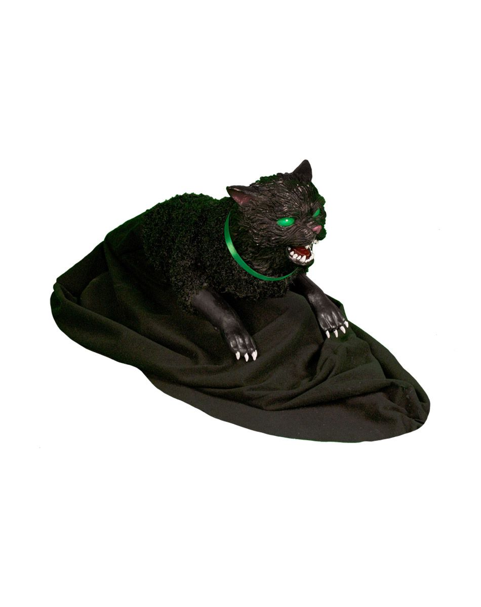 Jumping Cat Animated Decoration exclusively at Spirit Halloween ...