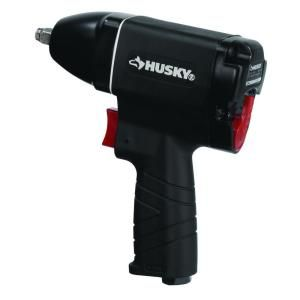 Husky 3 8 In Impact Wrench 150 Ft Lbs H4420 At The Home Depot Impact Wrench Air Tools Wrench