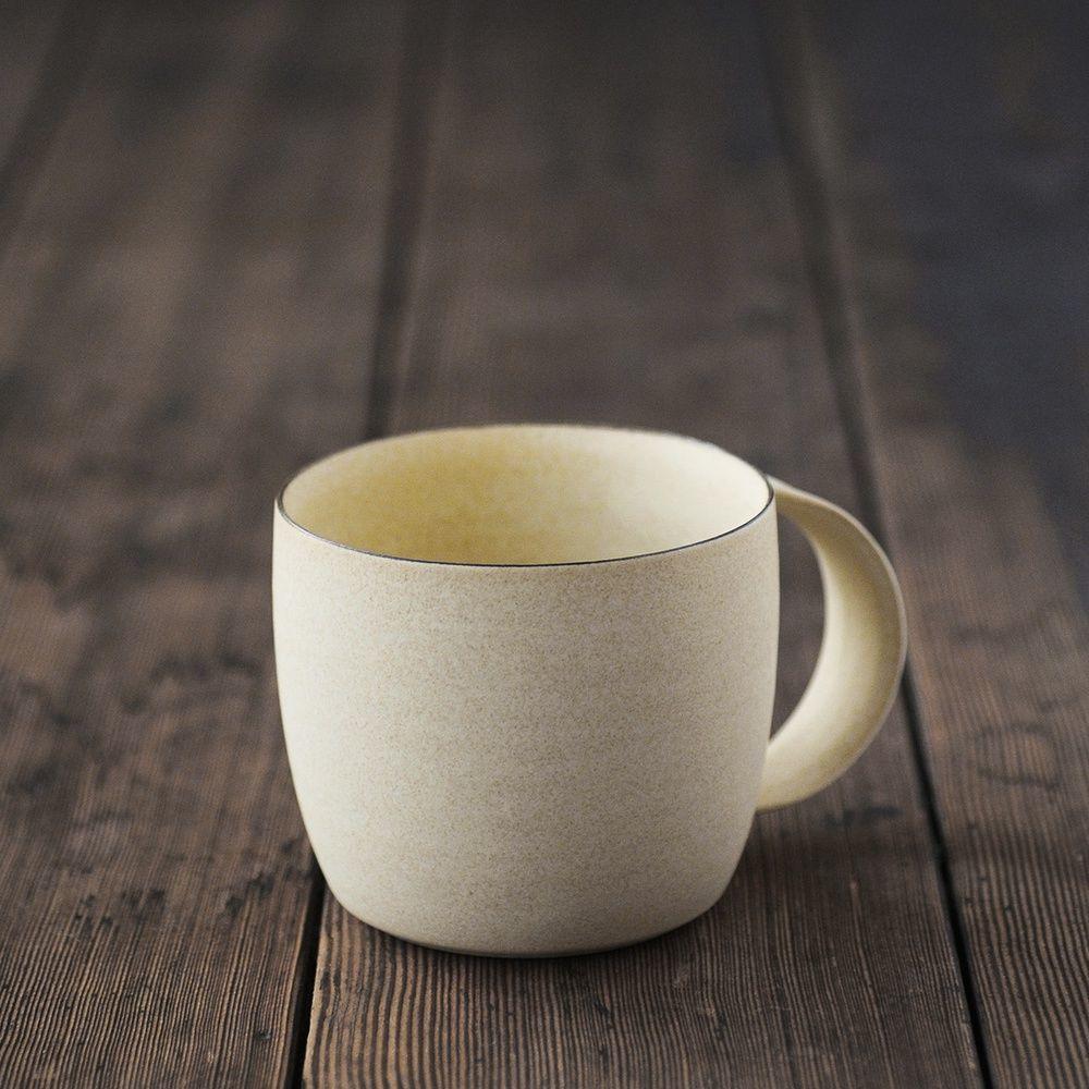 Cream Mug Cup