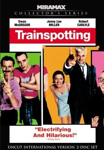Trainspotting By Dannny Boyle Films Streaming Movies