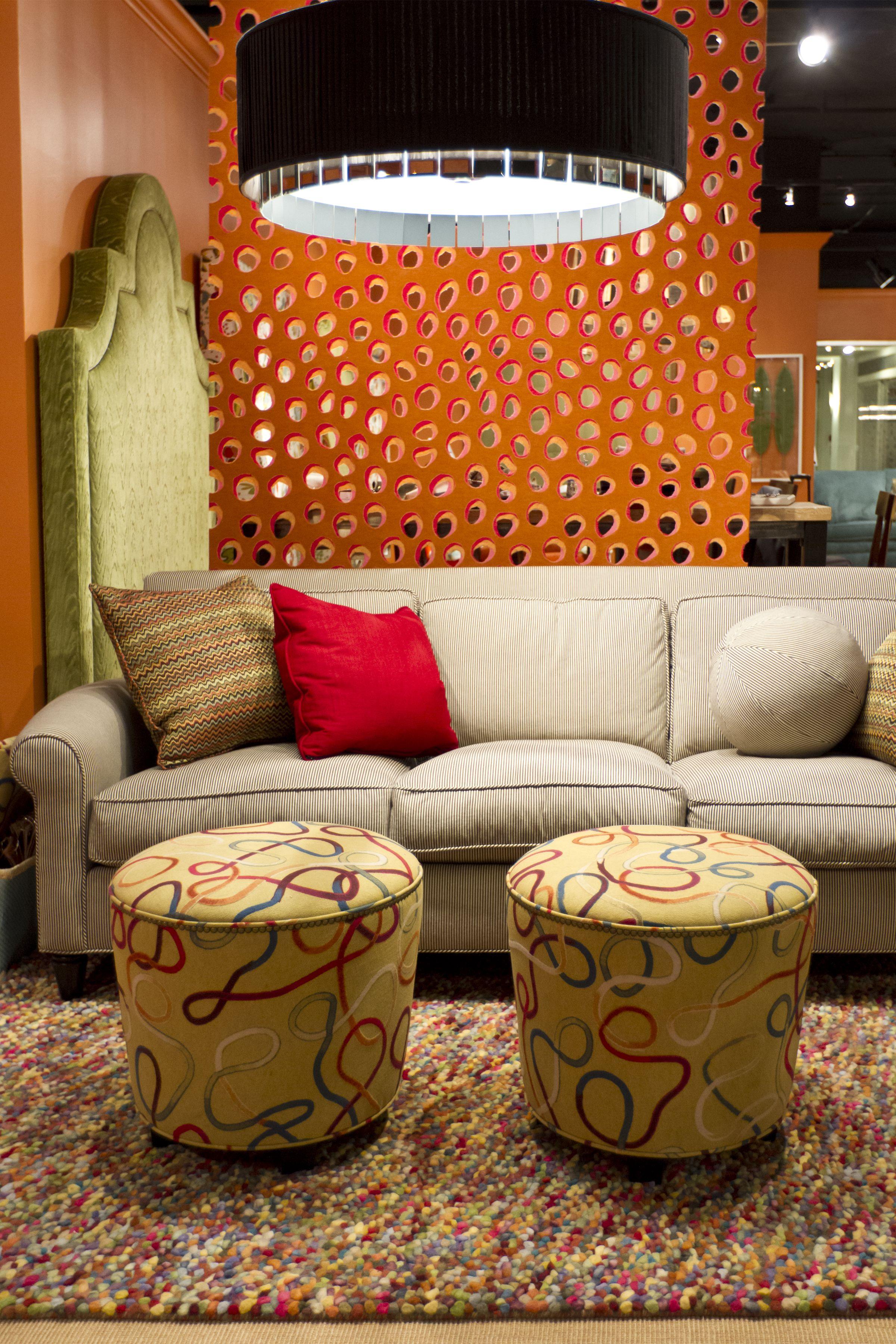 confetti rug from surya  next living room norwalk