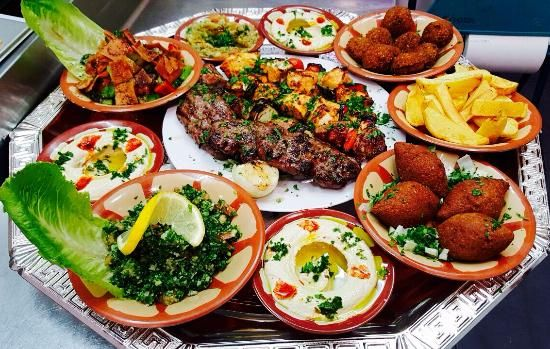 Arabic Mediterranean Food Lebanese Cuisine Lebanese Recipes Lebanon Food
