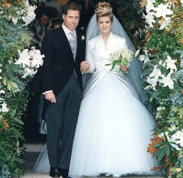 Serena Stanhope wedding dress