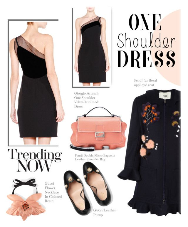 Party Style One Shoulder Dress My Polyvore Finds