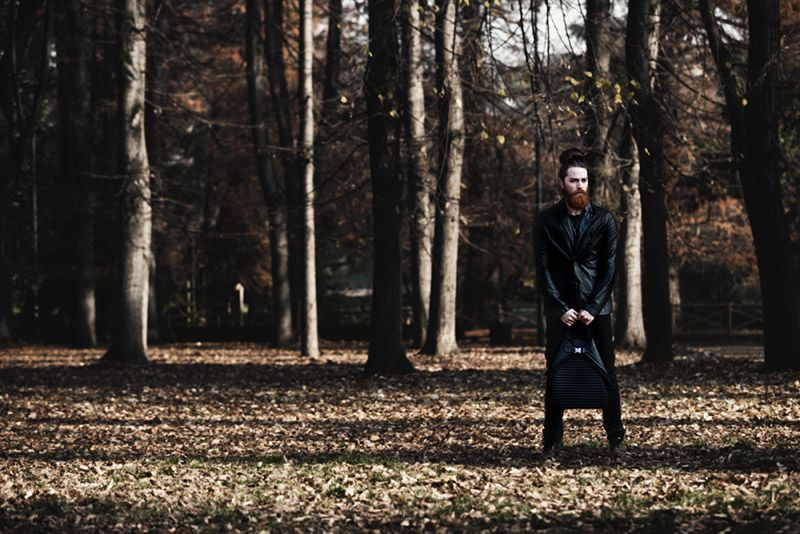Stanislav at Boom captured by Stella Bonasoni and styled by Federica Carbone.