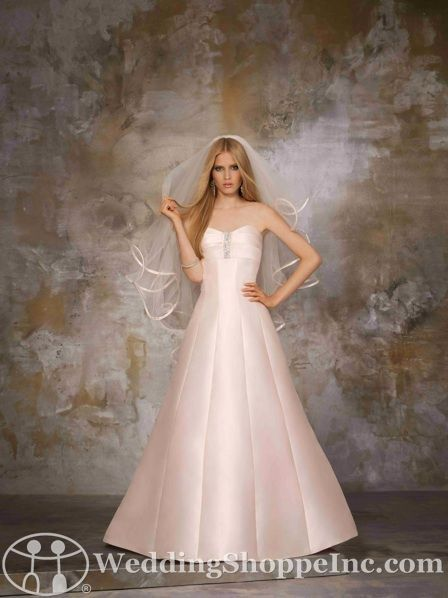daba8fb83fe Coco Anais AN158 - 25 Colored Wedding Dresses that Will Have You Tossing  Out Tradition