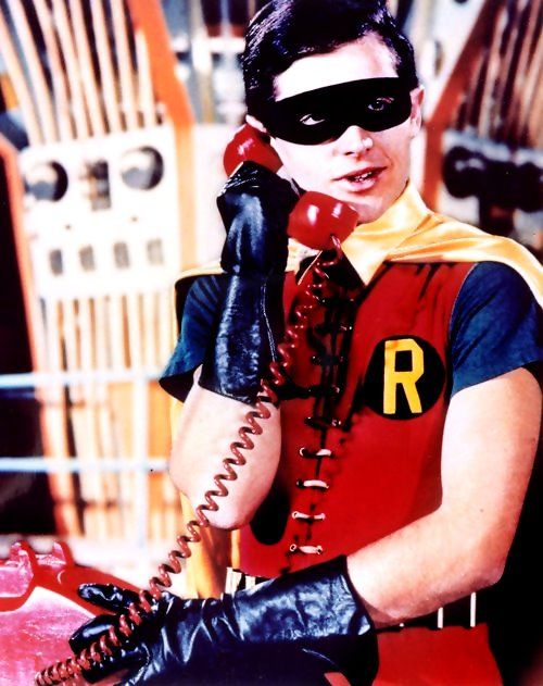 """Hello? Yes, this is Rob."" http://www.etsy.com/shop/VintagePennyLane  https://www.facebook.com/VintagePennyLane"