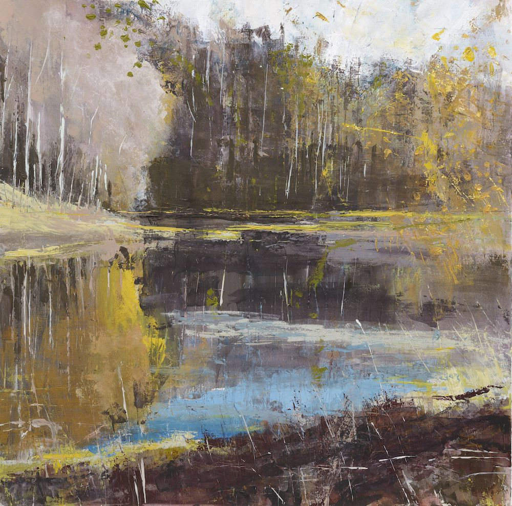 The Lake Artists Society Summer Exhibition Tracy Levine In 2020 Landscape Paintings Exhibition Landscape