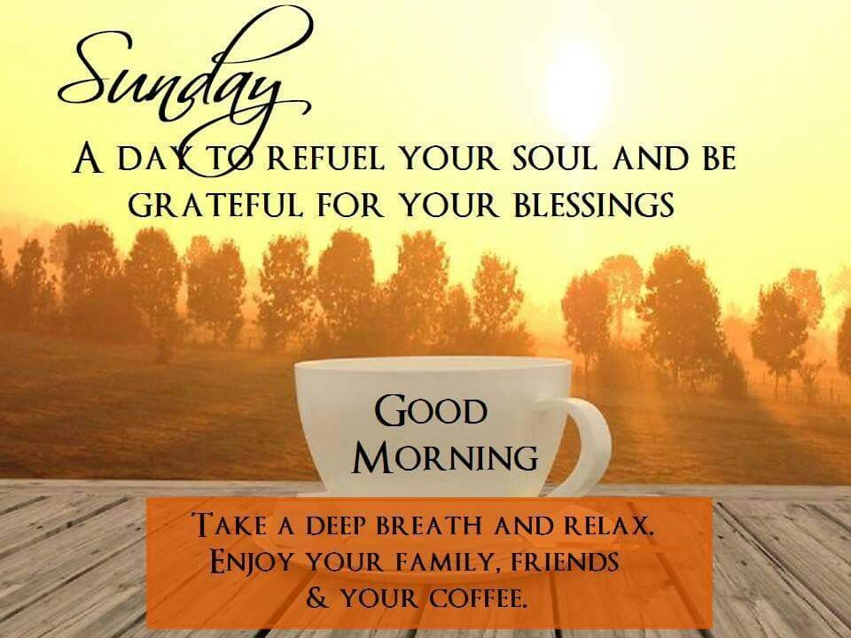 Good Morning And Happy Sunday Love Message : Sunday good morning quotes