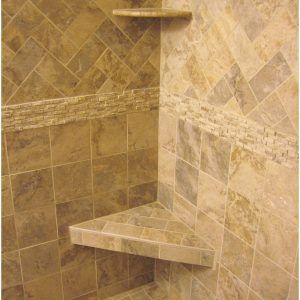 Knowing The Right Bathroom Tile Patterns And Types Will Help You Choose The  Perfect Ones To Use In Your Own Space.