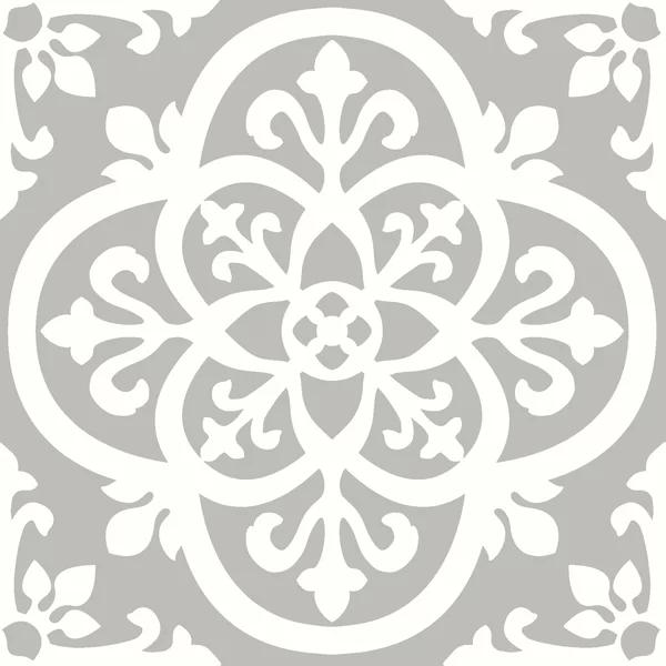 Vinyl Tile In Grey