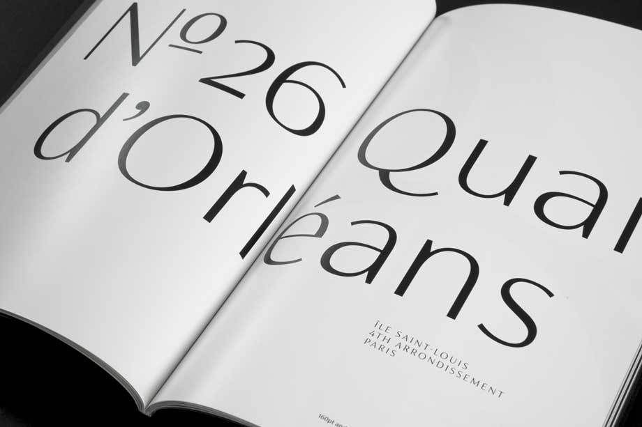 You can't hurry a good typeface: Fontsmith's new luxurious FS Siena - 25 years in the making: