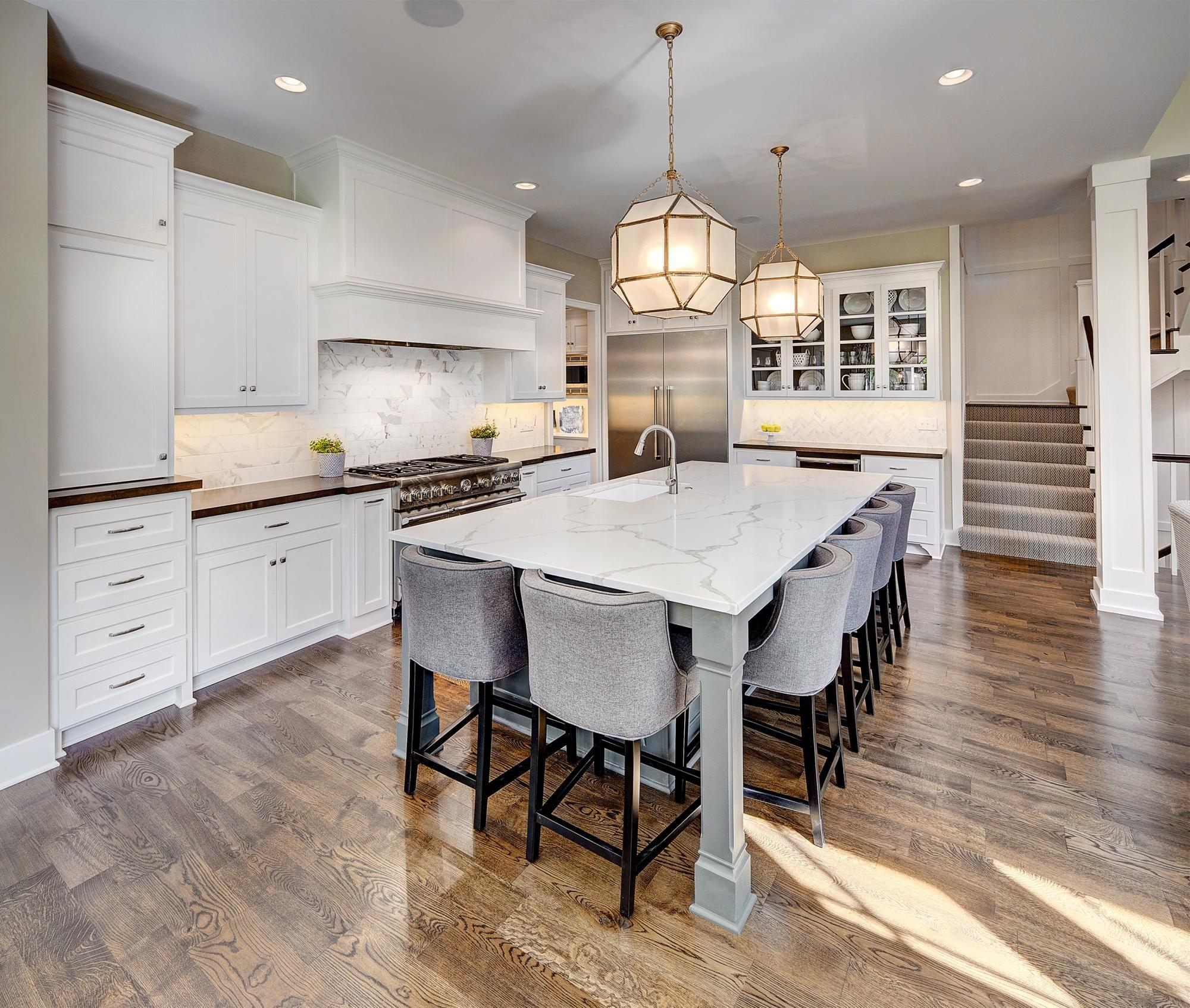 The Ventura Custom Homes In Kansas City Ks Starr Homes Kitchen Style Home Spacious Kitchens