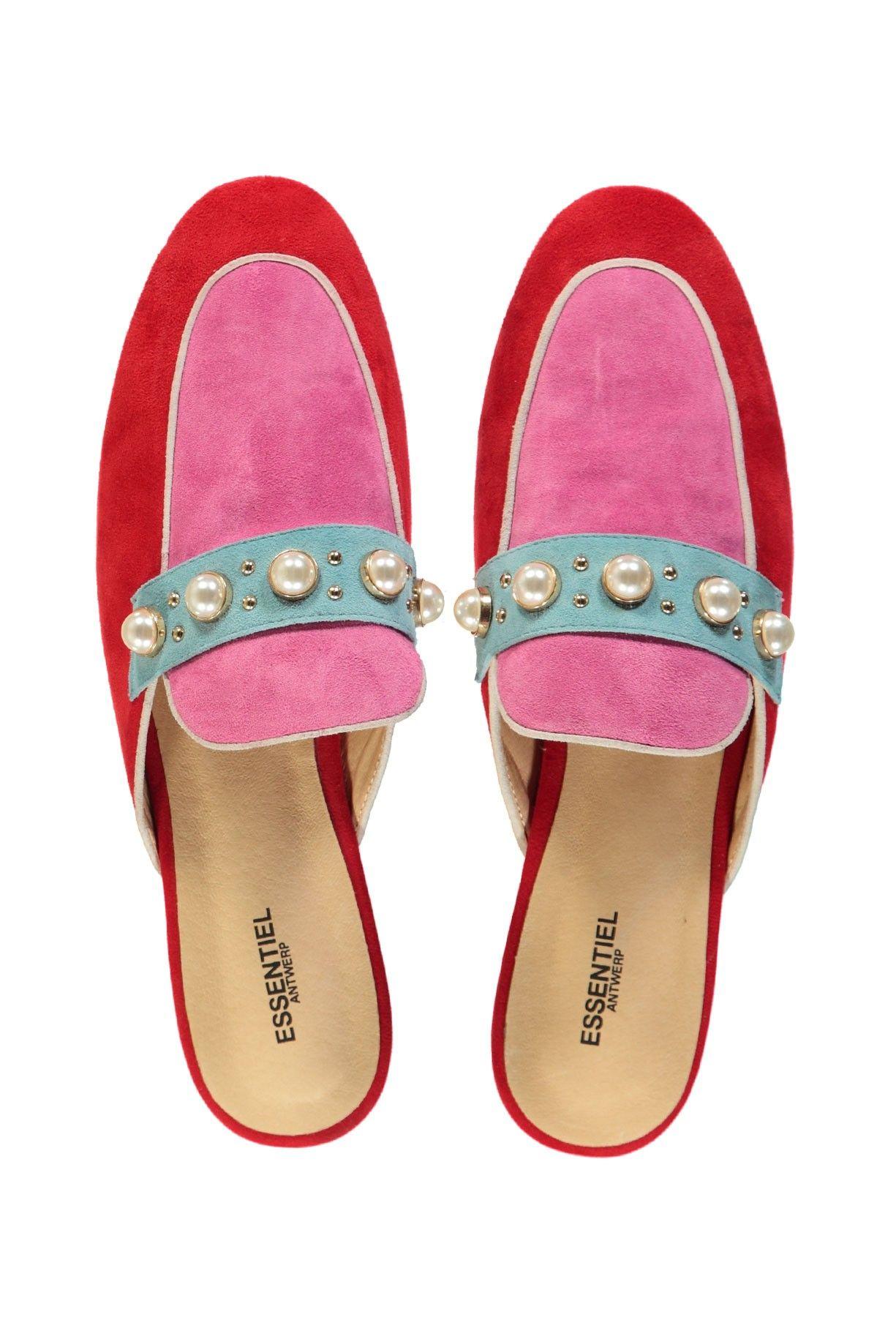 bf190b6cd8589 Pirginie shoes p1jp - Shoes Women - Accessories - Essentiel Antwerp ...