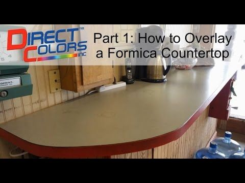 How To Video Step By Step How To Apply Concrete Overlay To An