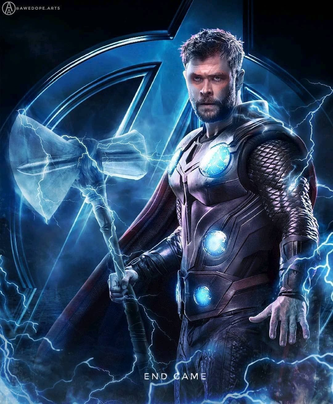 Avengers: Endgame : Thor Odinson is Still Worthy (as if we didn't ...