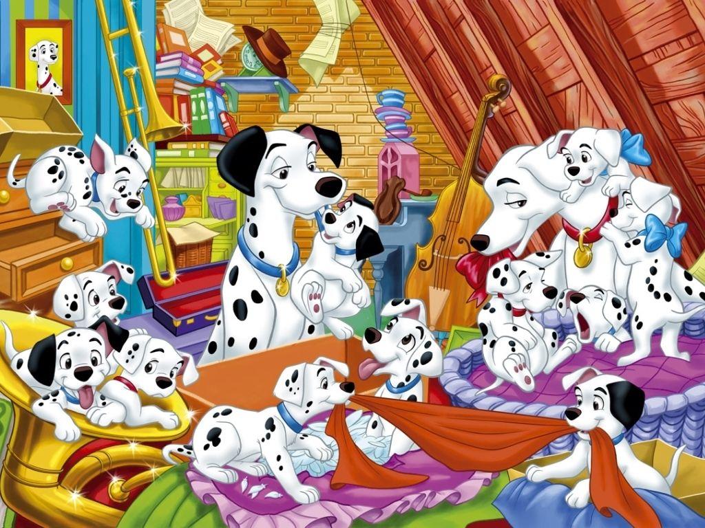 The 1961 Film 101 Dalmatians Is A Walt Disney Classic This Film
