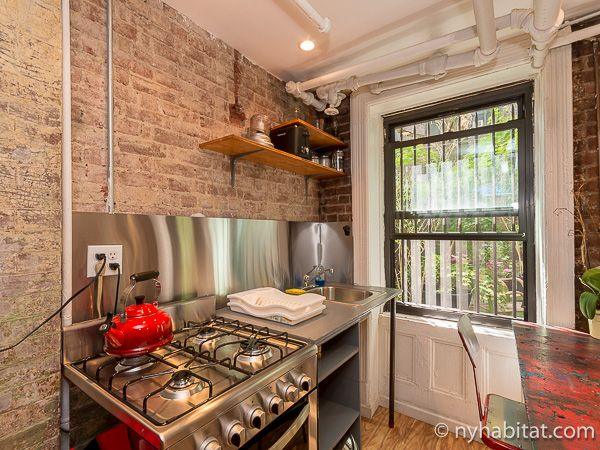 make tea the nyc way in this vacation rental in upper