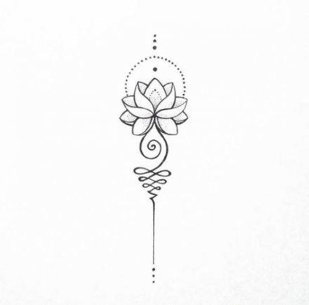 57 Ideas For Tattoo Lotus Flower Small Tatoo