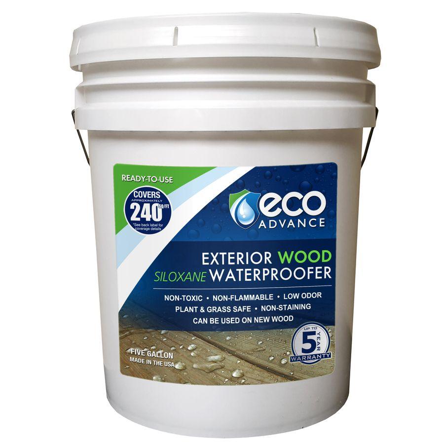 Eco Advance Clear Flat Waterproofer (Actual Net Contents