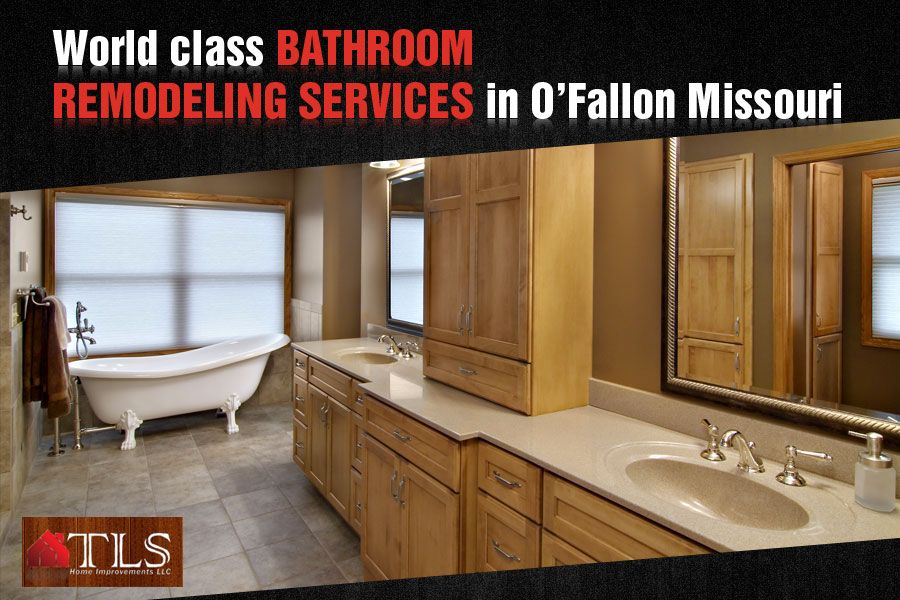 World Class Bathroom Remodeling Services In O'fallon Missouri Alluring Bathroom Remodeling Service Design Decoration