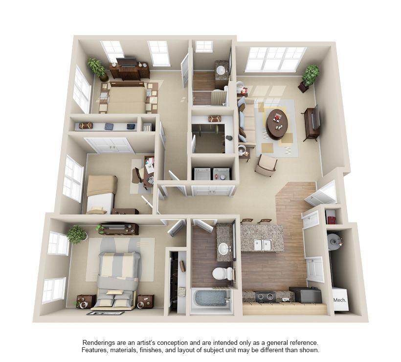 TGM Creekside Village Apartments