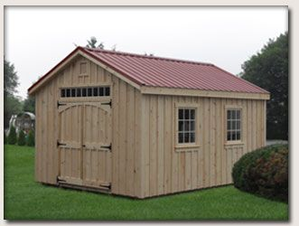 The New Jersey Workshop Shed Shed Wood Shed Plans Workshop Shed