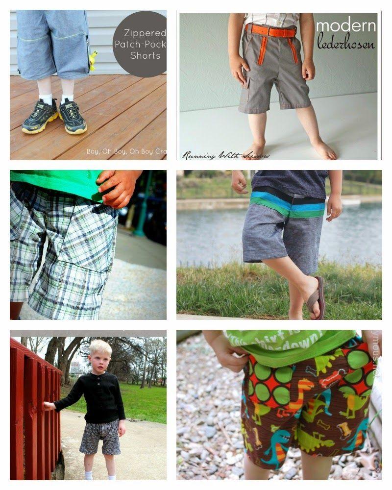 Boy Shorts Tutorials