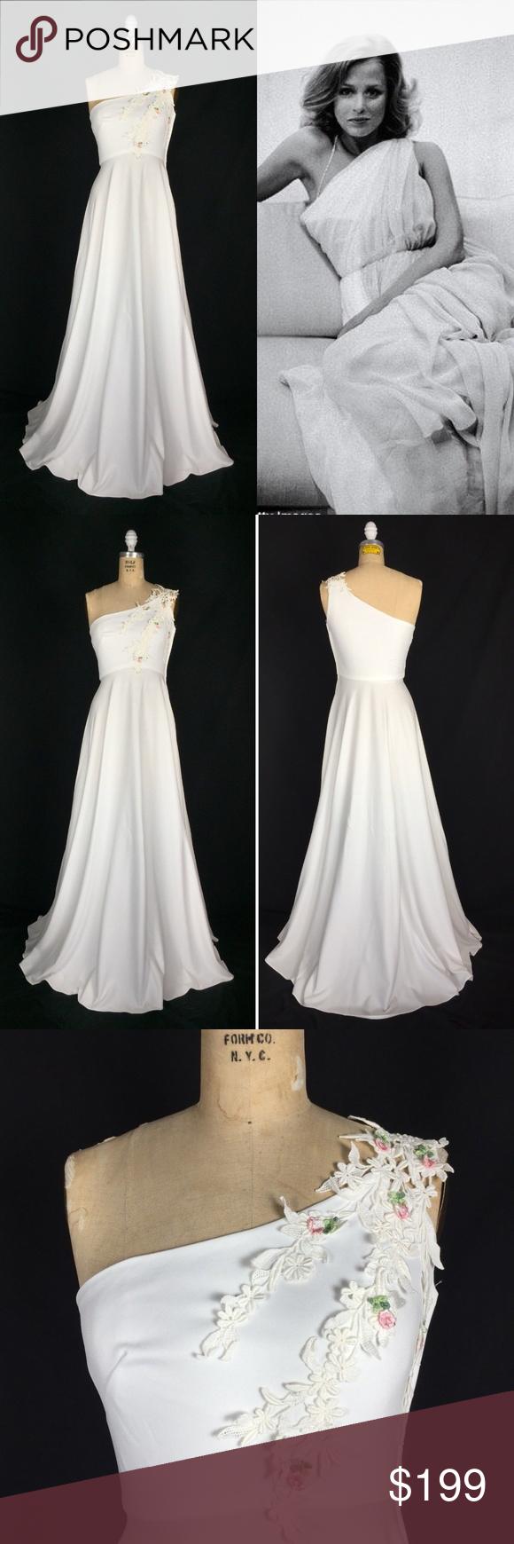 Us grecian one shoulder disco wedding prom dress